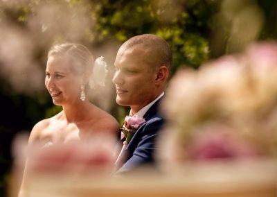 De trouwceremonie, het belangrijkste gedeelte van de trouwdag!