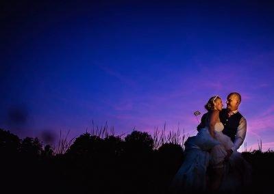 Een romantische setting voor een loveshoot. Heb jij de kousenband gespot?