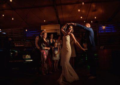 Sluit je huwelijksdag al dansend af met een knalfeest