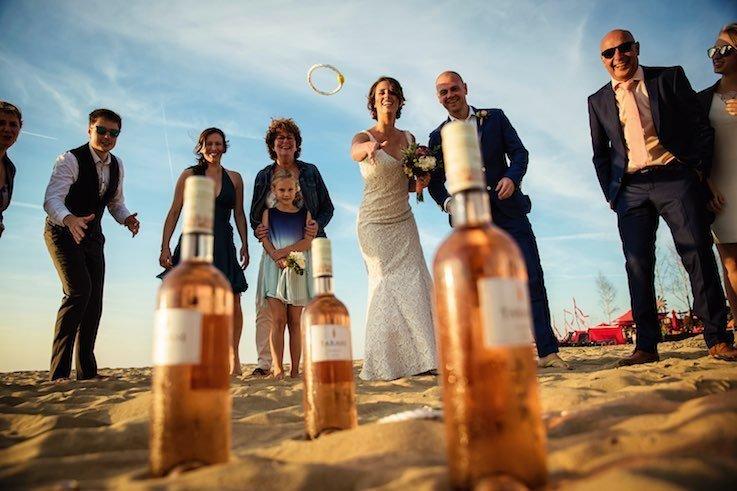 De gaafste spelletjes voor je bruiloft