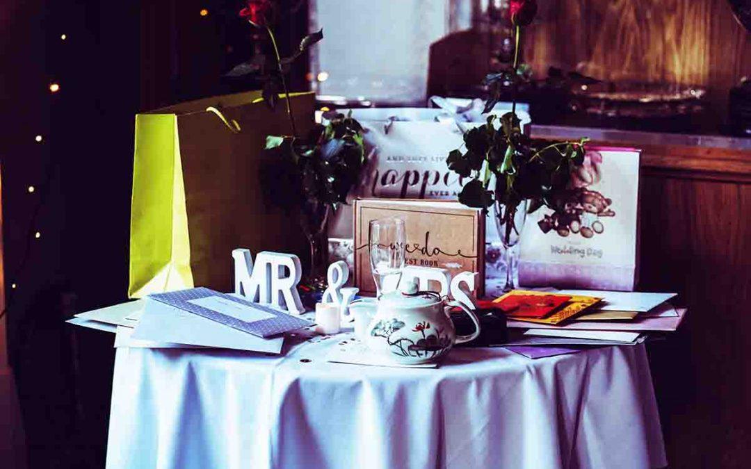 Hoe communiceer je de cadeaulijst voor je bruiloft?