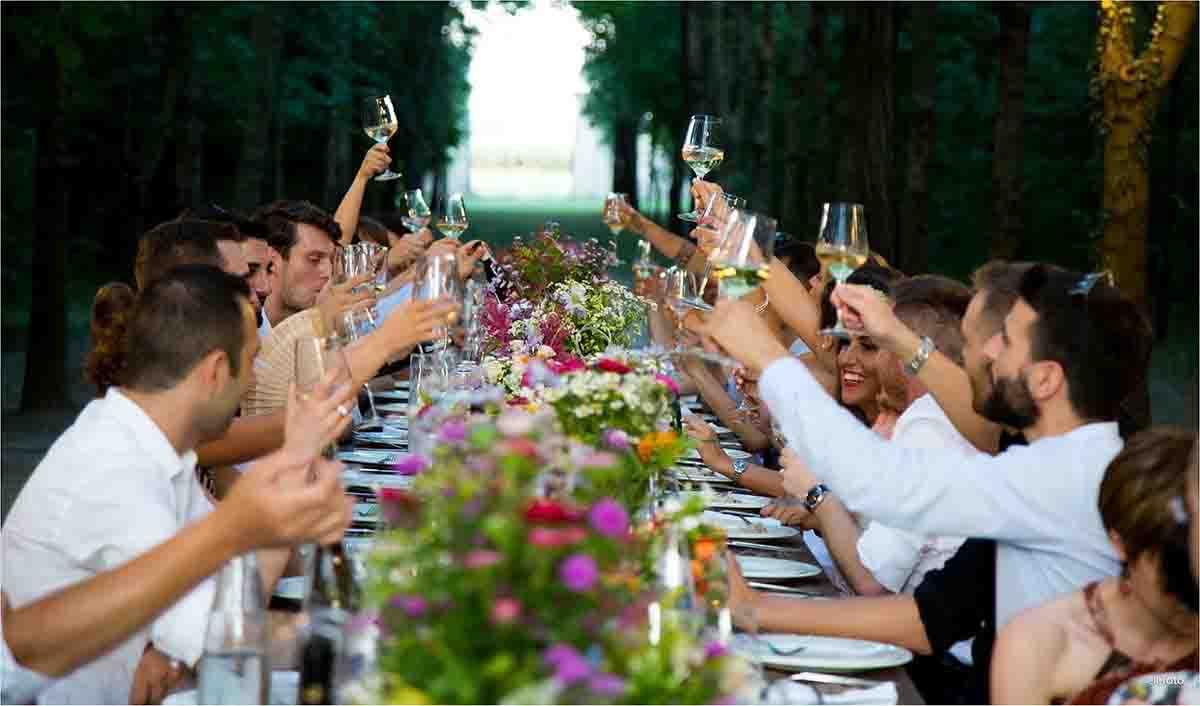Speech tijdens het diner op je trouwdag