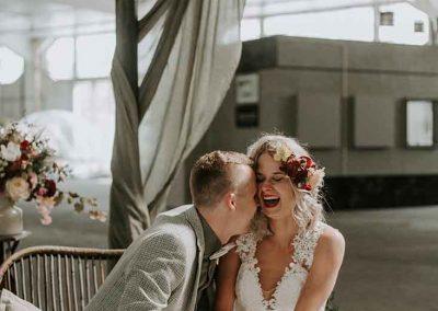 Bloemen tijdens je bruiloft