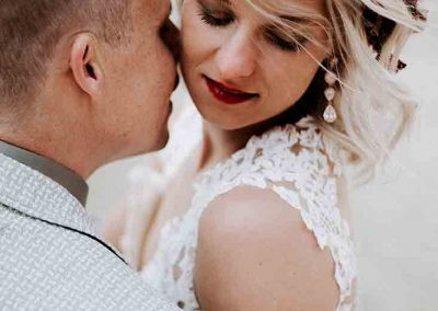 Bruidsstyling, bruidsmake-up en bruidskapsel