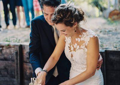 bruidstaart-aansnijden