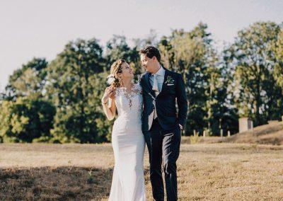 fotoshoot-bruidspaar-in-de-natuur