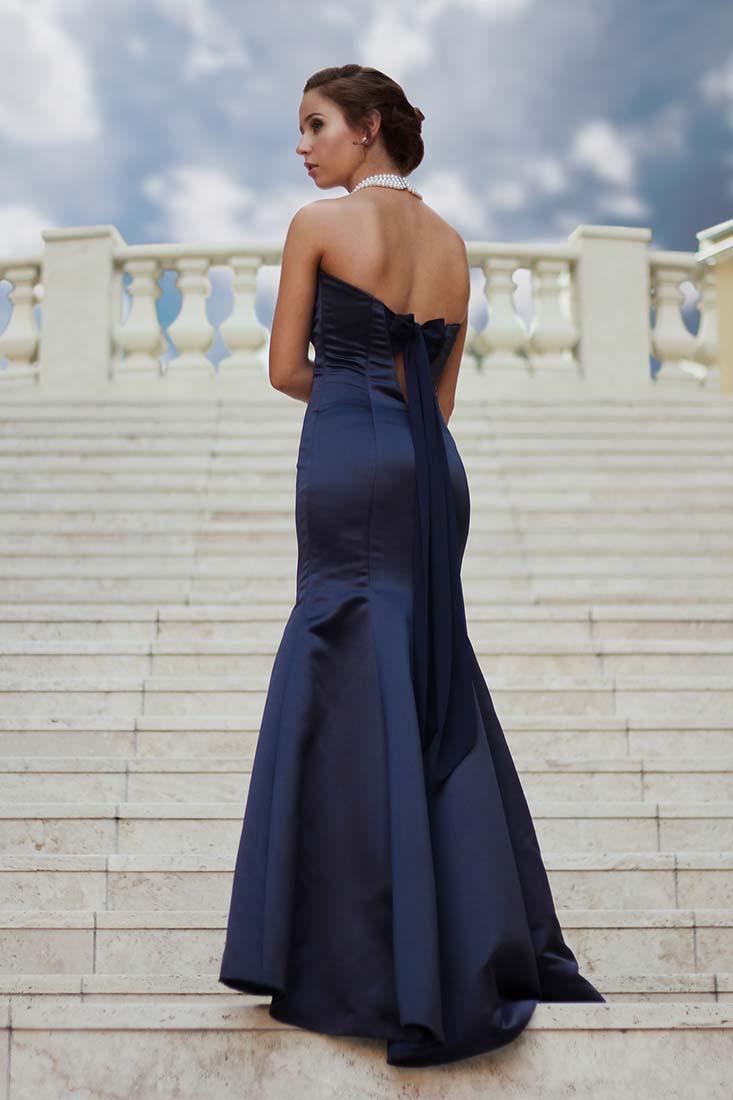 Dresscode Black Tie voor de dames op een bruiloft