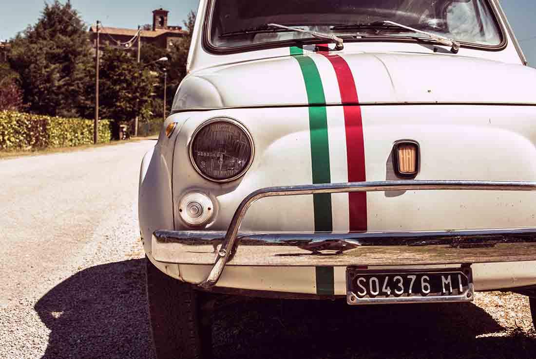 Tips voor trouwen in Italie