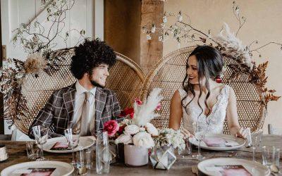 Zo maak je de tafelschikking voor het diner op jullie bruiloft!