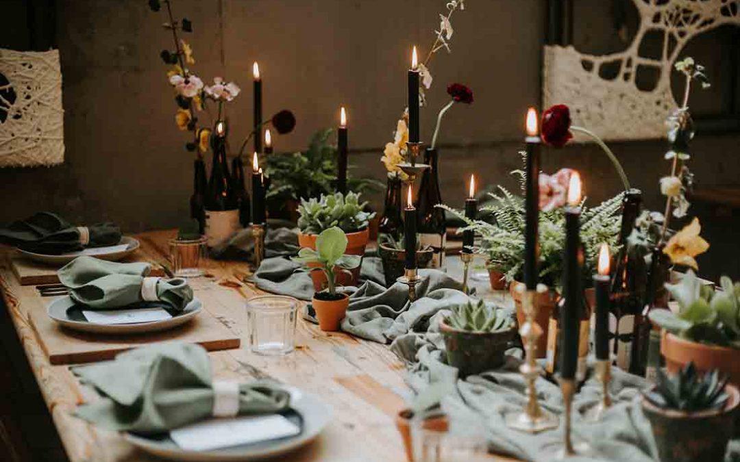 Bruiloft decoratie: 7 ultieme styling tips voor je bruiloft!