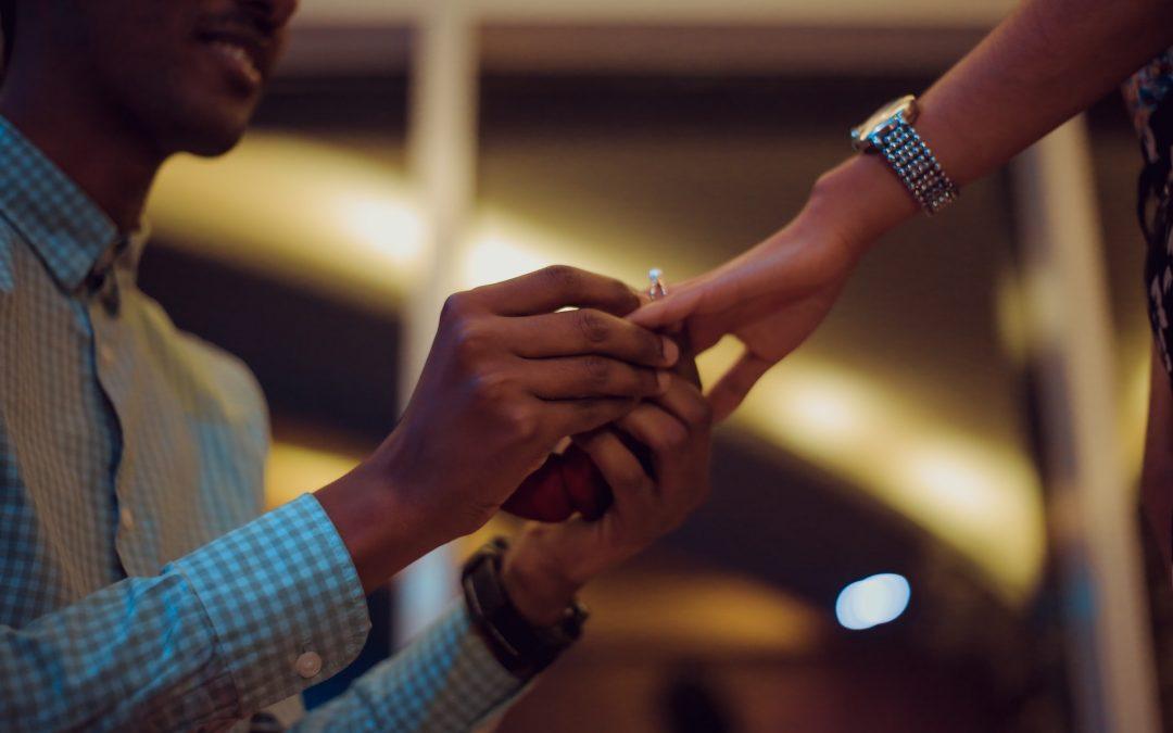 5 Ideeën voor een huwelijksaanzoek met Valentijn