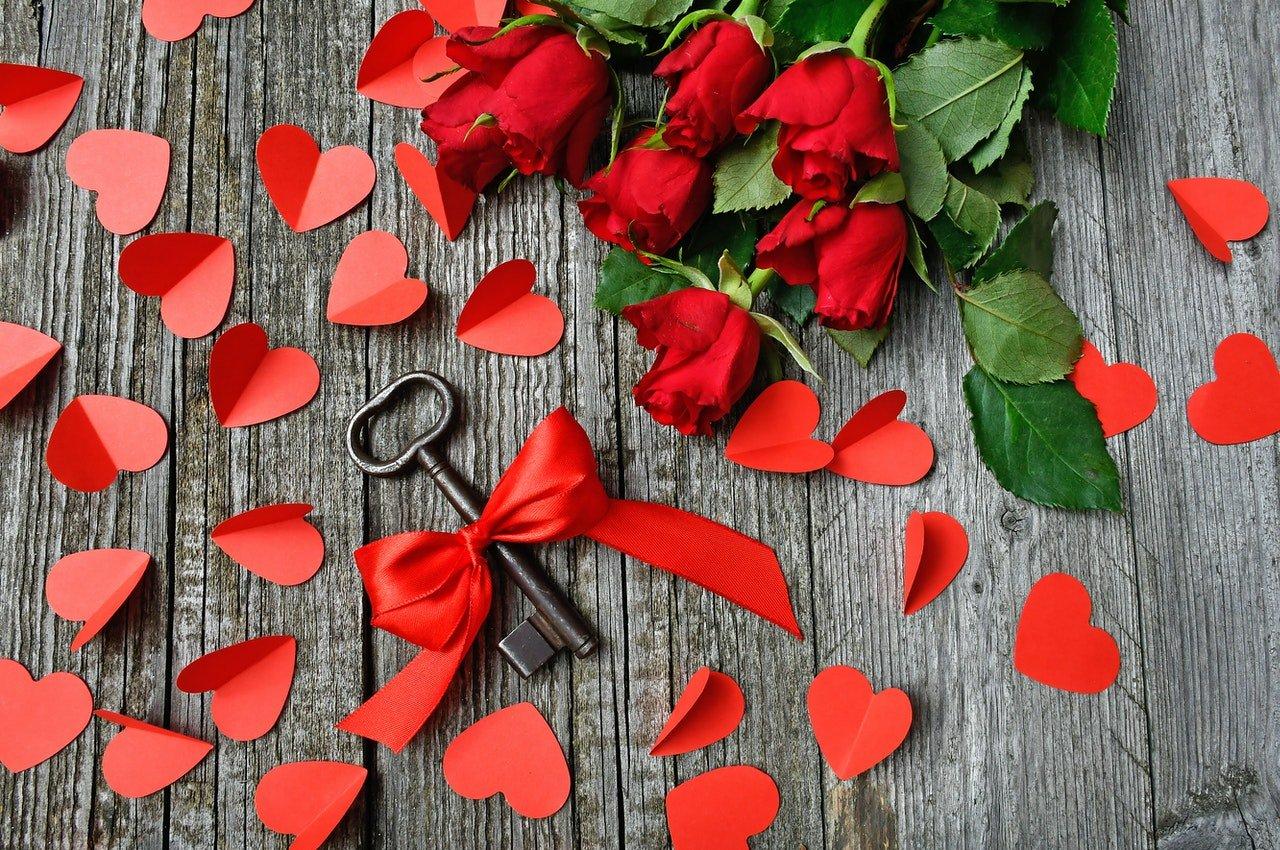 Ideeen voor verloving met Valentijn