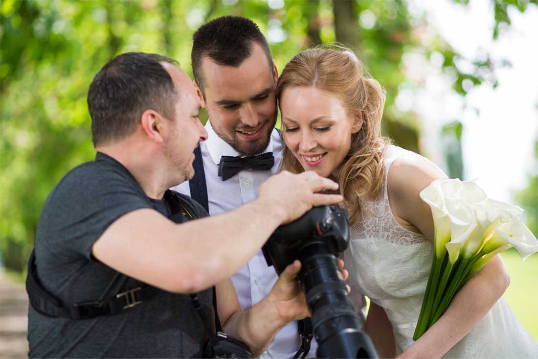Kosten fotograaf voor je bruiloft