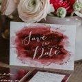 Save the date bruiloft